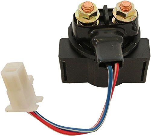 Db Electrical SND6053 Starter For Solenoid Relay Yamaha Badger Breeze Raptor Timberwolf Warrior 350
