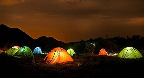 Portable Ultra Bright 60 LED Camping Tent Light Battery Lantern Fishing