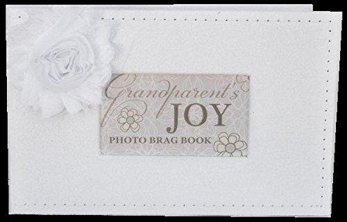 [해외]조부모의 기쁨 감상적인 시 선물 프레임 또는 자랑 책 (자랑 책) / Grandparent`s Joy Sentimental Poetry Gift Frame or Brag Book (Brag Book)