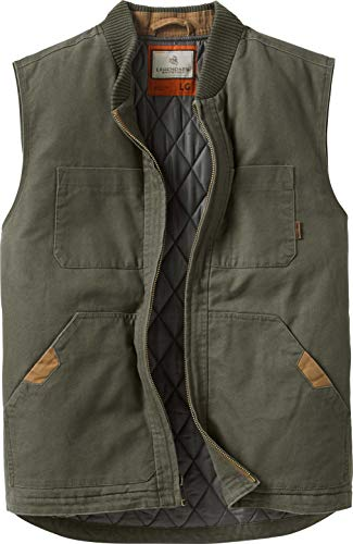 Legendary Whitetails Men's Canvas Cross Trail Vest