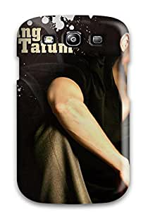 Kenneth Talib Farmer's Shop Best New Arrival Case Cover With Design For Galaxy S3- Channing Tatum