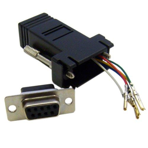 Welding Machine Plug with Panel Socket (Black) - 6