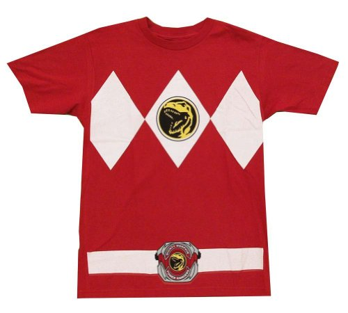 Might (Power Ranger Suit For Adults)