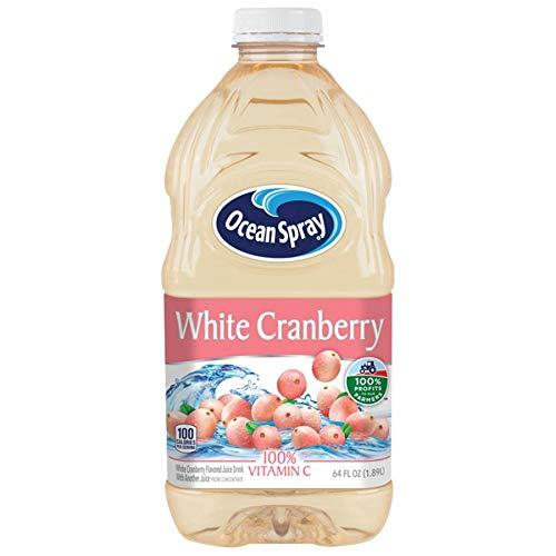 (Ocean Spray White Cranberry Juice Drink 8 Case 64 Ounce)