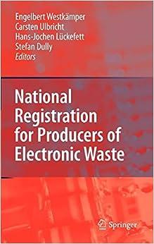 Libros Descargar Gratis National Registration For Producers Of Electronic Waste Leer PDF