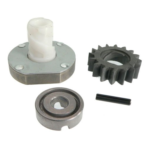 (DB Electrical SBS5001 Briggs Starter for Drive Assembly 16 Tooth Plastic Gear with Clutch 391461 (8HP) Mower Lawn Tractor 68 100 108 John Deere 13HP 15HP 16HP 20HP 22HP Toro 11hp 1975-1987)