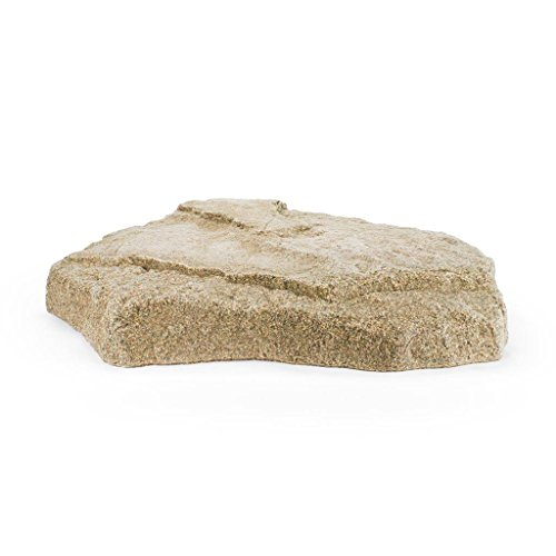 - Aquascape Signature Series Faux Rock Lid for Pond Skimmer and Landscape | 43023