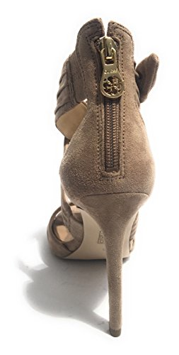 sandales femmes Beige Guess suède Azali q8xOYBf