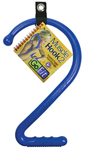 GoFit Muscle Massage Hook 2 - Trigger Point Relief