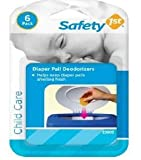 Safety 1st 6 Pack Diaper Pail Deodorizers - 2 Packs