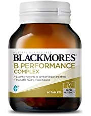 Blackmores B Performance Complex (60 Tablets)