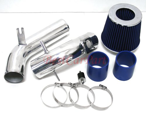 03 04 05 06 07 08 Mazda 6 L4 Cold Air Intake Blue (Included Air Filter) # Cai-mz003blue