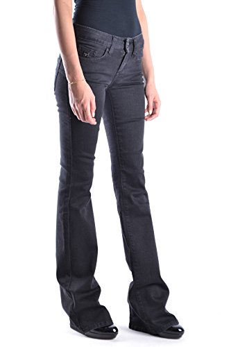 Liu Jeans Nero Mcbi191406o Cotone Donna Jo Hrw5qF7H