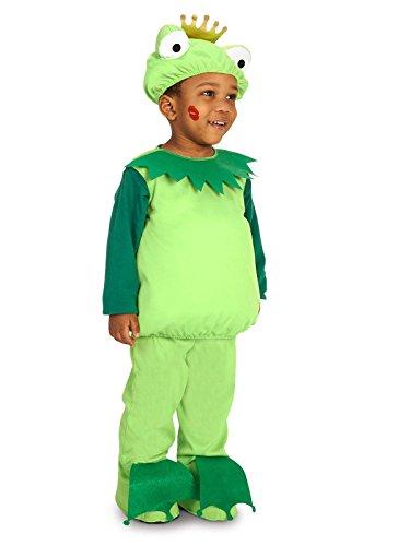 Frog Prince Toddler Costume (Toddler Frog Prince Halloween Costume)
