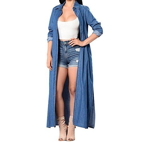Jeans Coat - 5