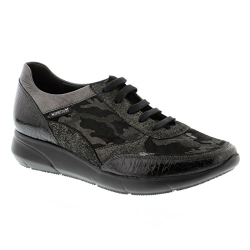 Black Leather Trainers Diane Mephisto Womens wqBf4yWcz