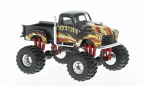 Busch 48292 Chevy Pickup Firestorm HO Scale Vehicle