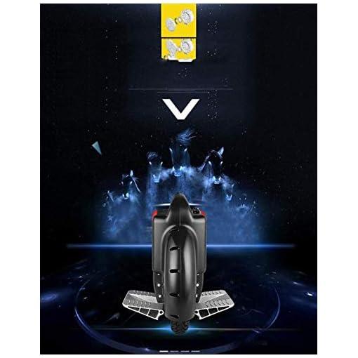 MUXIN Overboard Hover Gyroroue Scooter Board 14 Pouces, Self-Balance Board, Self-Balance Hoverboard Tout Terrains Scooter Electrique 500W, E-Scooter Auto-Équilibrage pour Enfant Et Adult