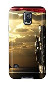 For Galaxy S5 Premium Tpu Case Cover Eve Online Protective Case