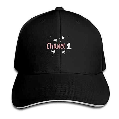 - Chanel Dad Hat Peaked Trucker Hats Baseball Cap for Women Men