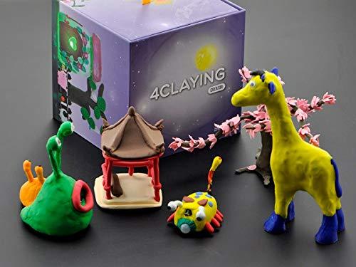 4Claying Interactive Kit, Beginner