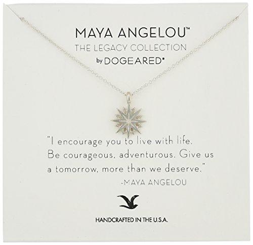 Dogeared Maya Angelou 2.0
