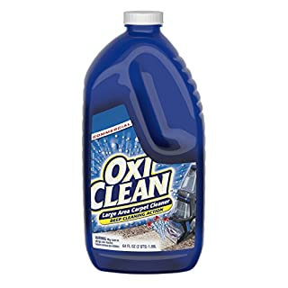 OxiClean 57037-00079 Large Area Carpet Cleaner, 64 fl. oz., (Pack of 4)