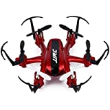 [JJRC Quadcopter] H20 Mini RC 2.4G 4Ch 6-Axis Helicopter Gyro Nano Hexacopter Drone CF RTF (Red)