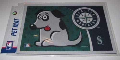 Hunter MLB Seattle Mariners Green Pet Mat (Seattle Mat Mariners)