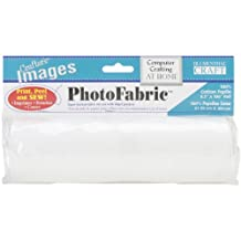 Blumenthal Lansing Crafter's Images 100-Percent Cotton Poplin, 8-1/2-Inch by 120-Inch Roll Photo Fabric