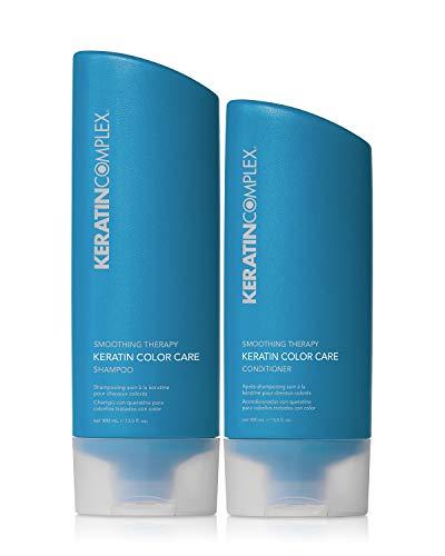 Keratin Complex Color Care Shampoo & Conditioner