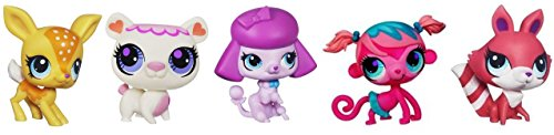 Littlest Pet Shop Collector Set with Deer