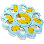 LC-dolida Dog Puzzle Toys, Interactive Dog Toys, Puppy Toys, Dog Toys for Medium Dogs Colorful Slow Feeder for Training…