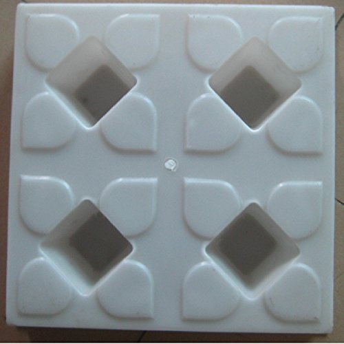 KINGSO DIY Walk Maker Concrete Stepping Stone Mold Garden La