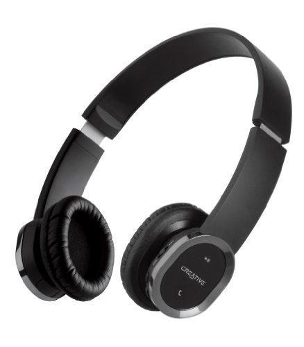 Creative Labs Stereo Headset - Creative WP-450 Wireless Bluetooth Headphone