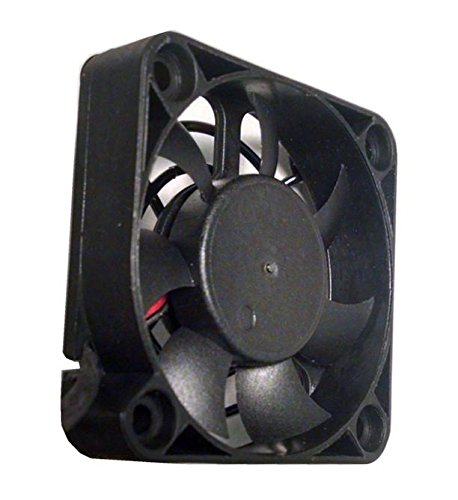 Coolerguys Single USB Fan for Playstation, Xbox, Receivers, Roku (50mm)