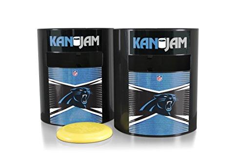 (Kan Jam NFL Carolina Panthers Disc Gamecarolina Panthers Disc Game, Team Color, 11.875