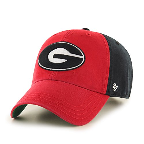 NCAA Georgia Bulldogs Flagstaff Clean Up Hat, One Size, Black (Georgia Bulldog Hats Fitted Men compare prices)