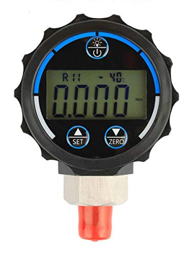 Elitech PG-30 Blue Digital Vacuum Low Pressure Gauge, used for sale  Delivered anywhere in USA