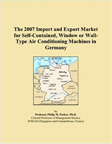 The 2007 Import and Export Market for Self-Contained, Window or Wall-Type Air Conditioning Machines in Germany