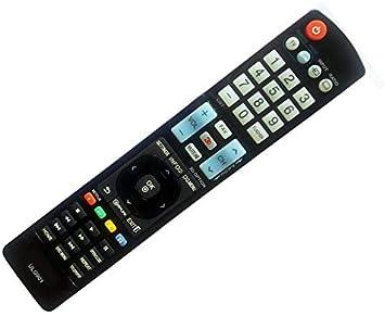 roua.eu Repuesto Mando a distanciaa LG LED LCD TV AKB72914209 / AKB 72914209, LG 47LK950 47LK950A 47LK950A-ZA, LG 47LK530N, 47LK530NZC,47LK530ZC: Amazon.es: Electrónica