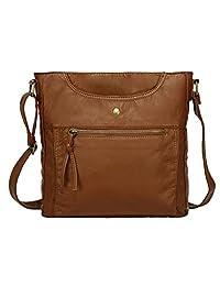 Scarleton Soft Multi Pocket Crossbody Bag H1812