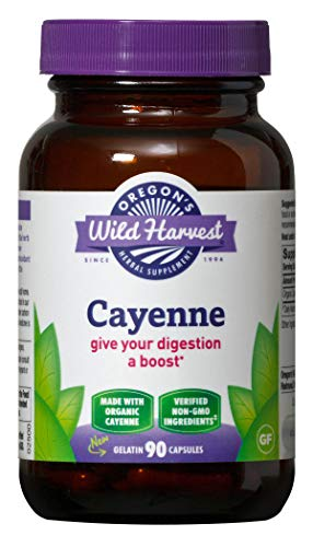 Bestselling Cayenne Herbal Supplements