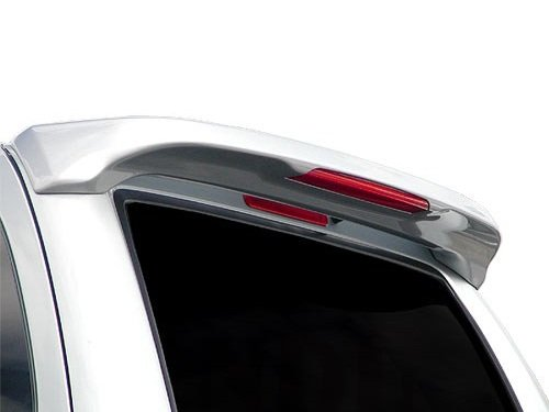 (03-09 Toyota 4Runner Factory Style Spoiler - Painted or Primed : 1D4 Silver)