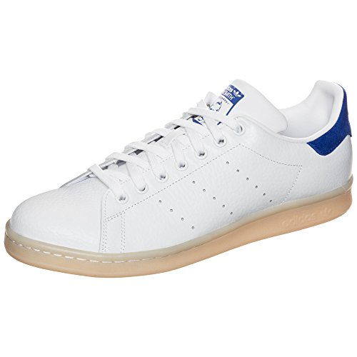 Coral Footwear Stan Bianco Smith Coral White Easy a adidas Coral Easy Basso Sneaker Uomo Collo 81qSO