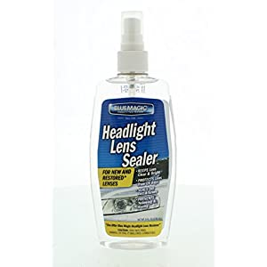Blue Magic 730-6 Headlight Lens Sealer - 8 oz.