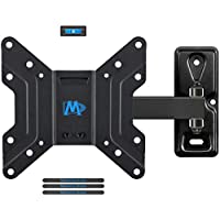 Mounting Dream MD2411-S Full Motion TV Wall Mount Bracket with Articulating Arms, 55 LBS Loading Capacity, Fits Most of 17-39 Inches LED, LCD TV with Max VESA 200 x 200mm