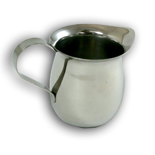 Browne (SH271) 5 oz Stainless Steel Bell Shaped (5 Ounce Bell Creamer)