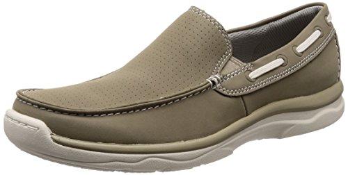 Clarks Schuhe 26132757 Marus Sail Sand Grau Braun