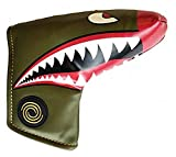 ODYSSEY Golf Fighter Plane Blade Head Covers